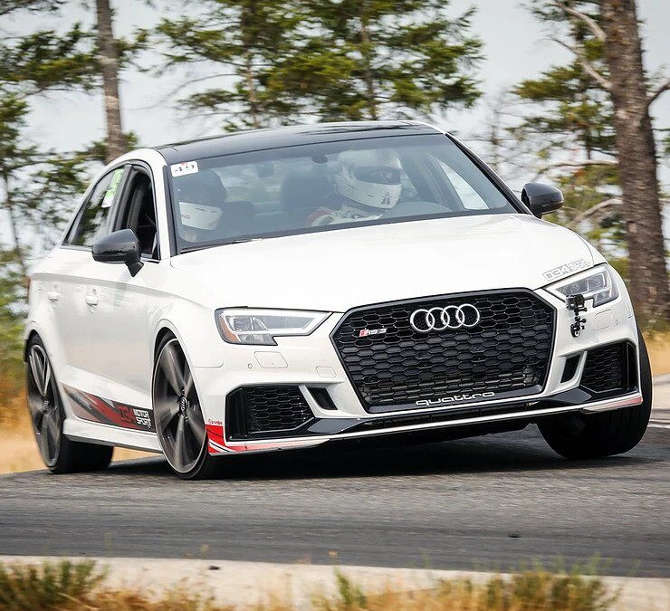 034Motorsport Dynamic+ Lowering Spring Set for Audi RS3 Now Available