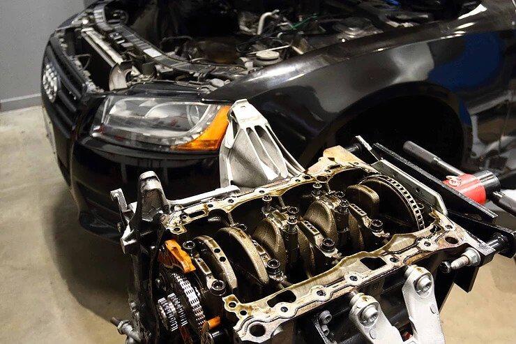 2011 Audi A5 Quattro Engine Rebuild & New Turbocharger