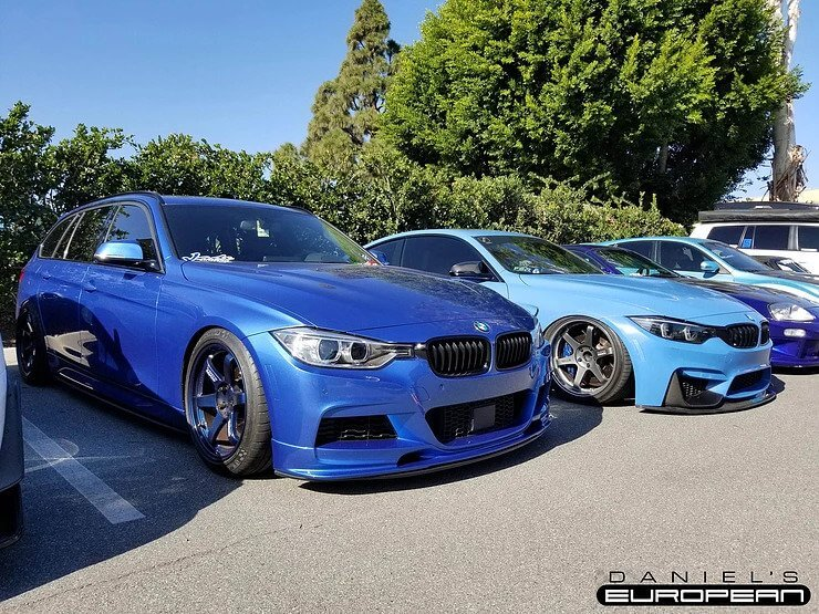 BMW's at Rays Wheels Tribute Meet Presented by Mackin Industries Inc. & Super Street Magazin