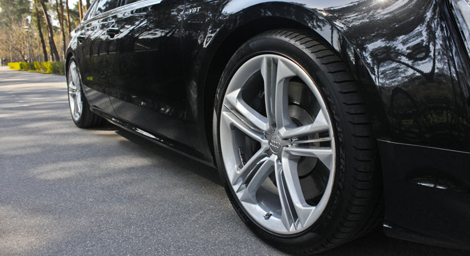 What's The Difference Between Audi Wheel Alignment and Balancing?